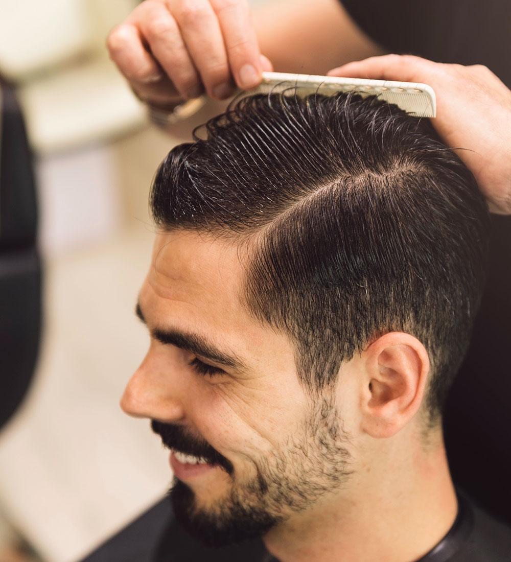 Mosh Organic Concept Salon - Mens Hairstyling